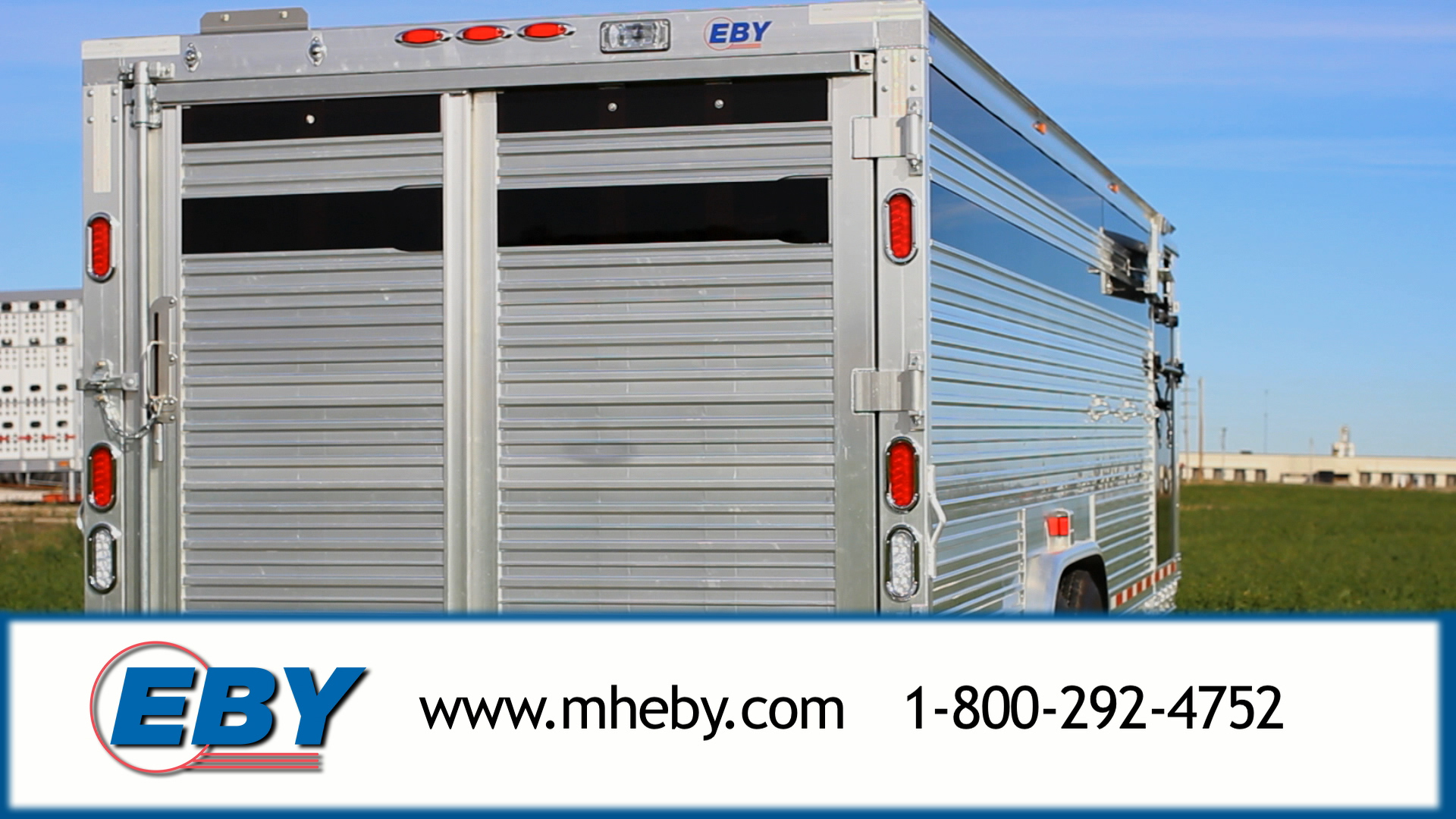 EBY Trailers Commercial